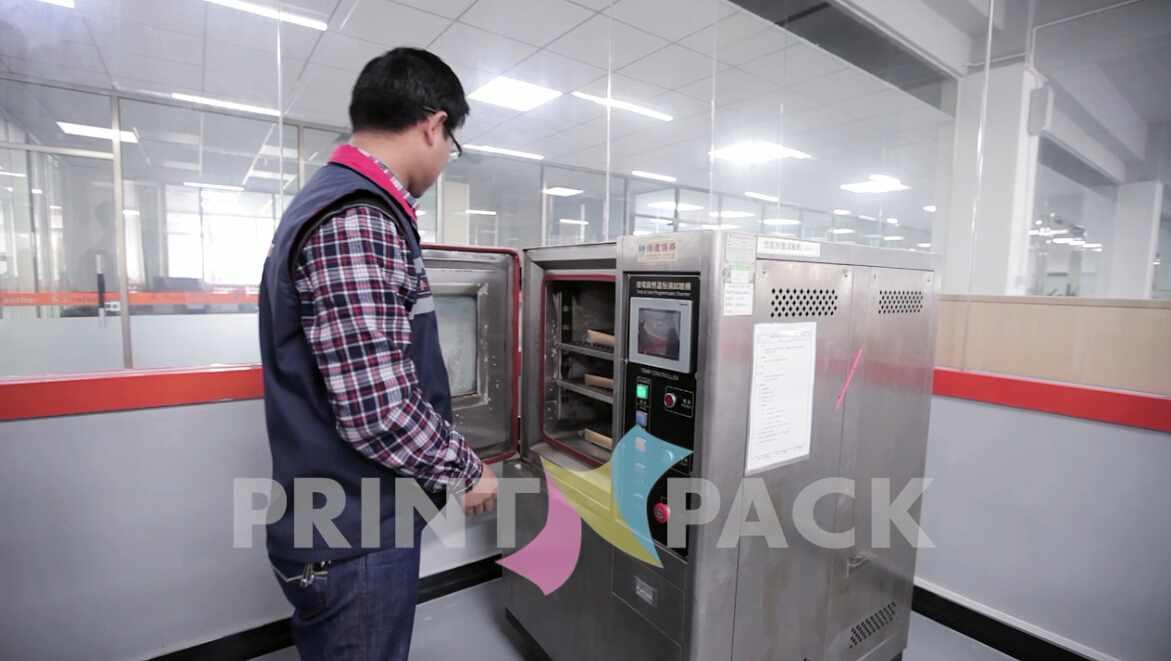 Paper Printing Products Testing Laboratory