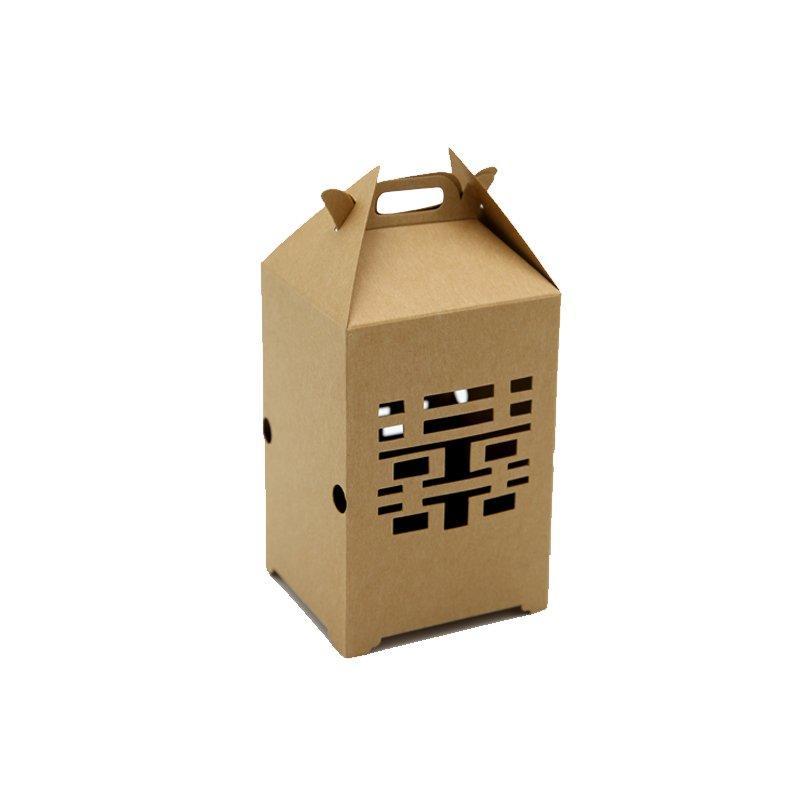 Kraft Printing Wedding Gift Paper Boxes