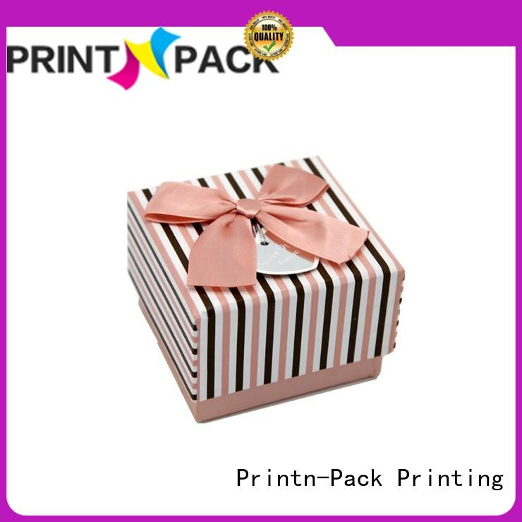 Printn-Pack high quality personalized gift boxes factory direct supply for pen