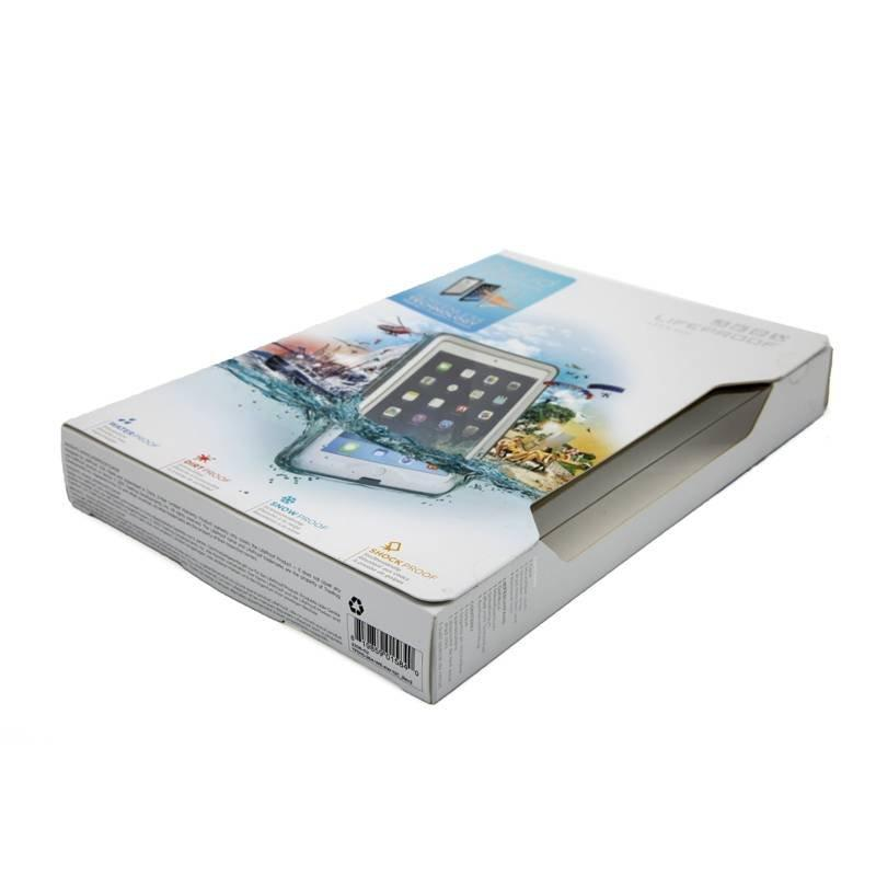 Ipod Paper Packaging Box with Glossy Spot UV