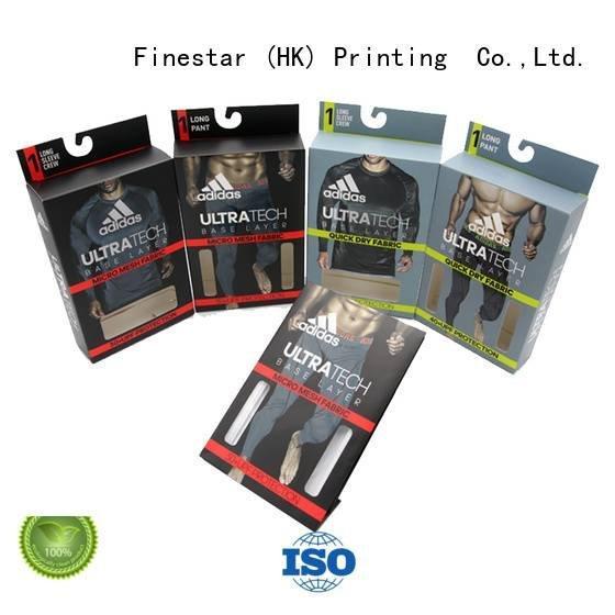 Printn-pack Brand new apparel packaging supplies metal paper