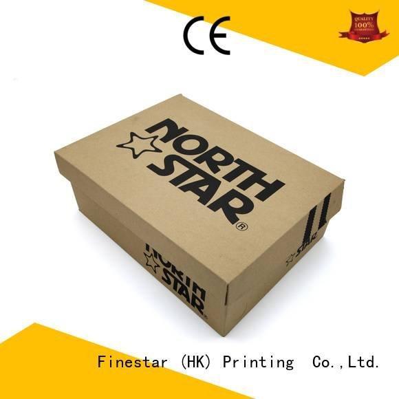 Printn-pack custom shoe box packaging printing corrugated custom ladies