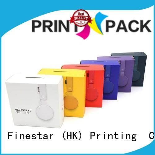 Printn-Pack cardboard microelectronic packaging wholesale for headset