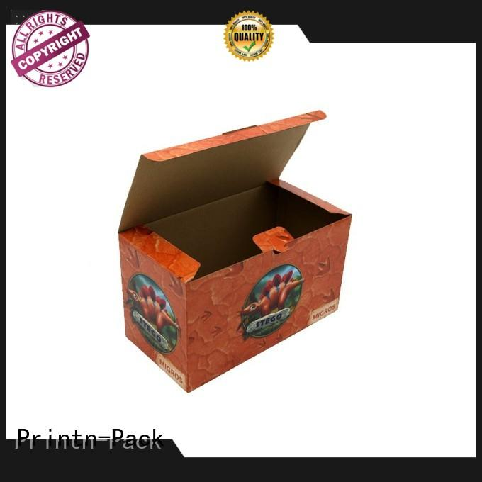 Printn-Pack corrugated toy packaging manufacturers factory for gifts