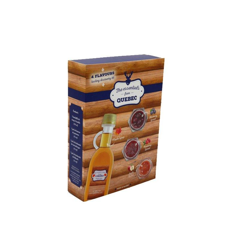 Custom Jam Jar Paper Packaging with Logo