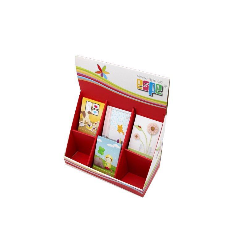 Full Color Printed Display Paper Box Packaging Printing