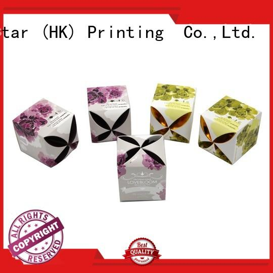 eco-friendly food paper packaging with gold stamping factory direct supply for chocolate