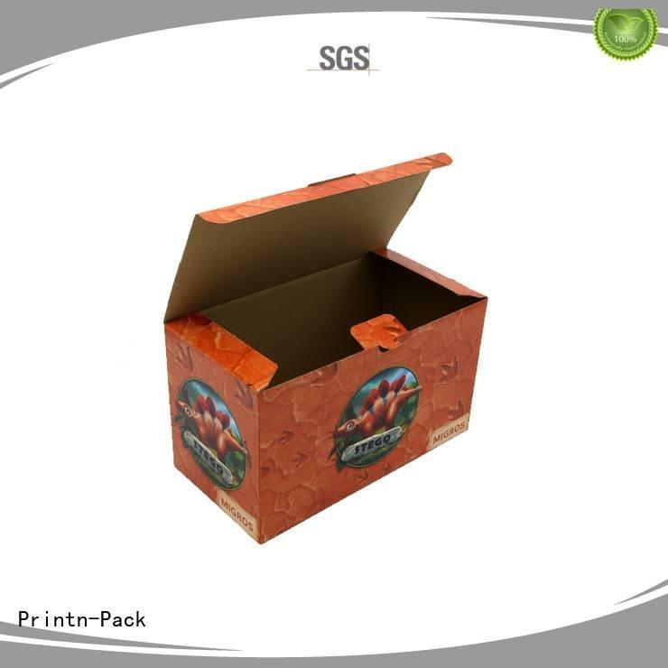 pritning for Printn-pack Paper Box for Toys