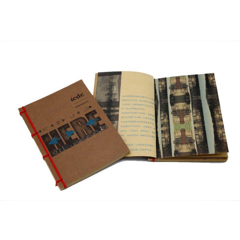 User Manuals Printed Paper Brochure For Book