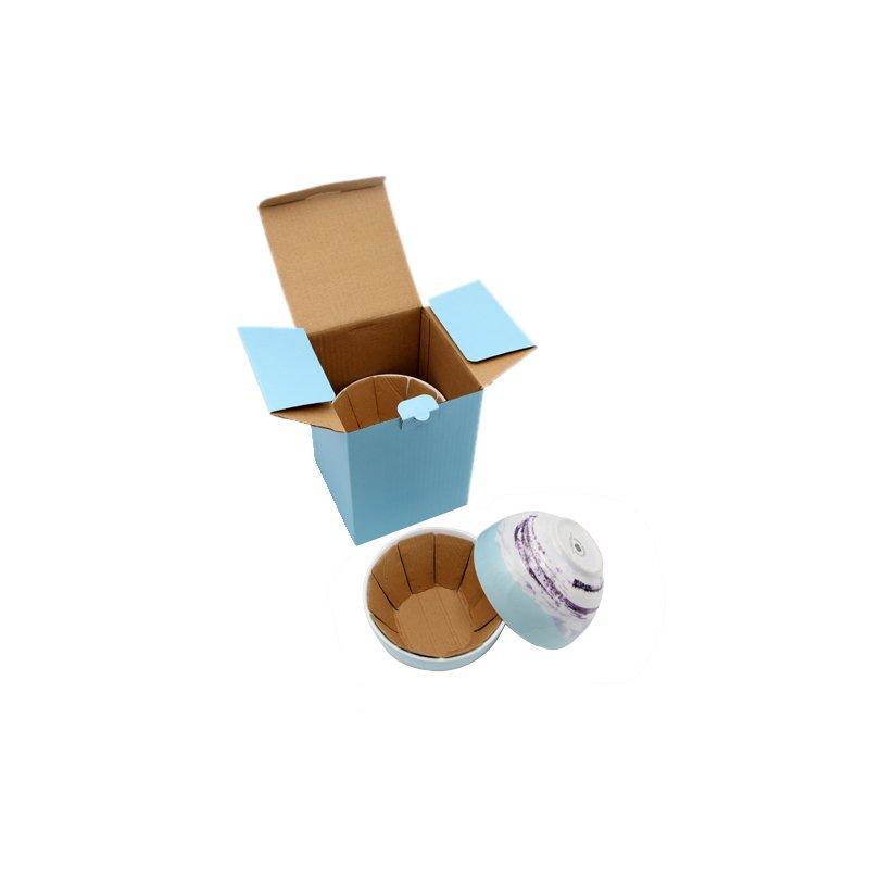 Paper Printed Packaging Cardboard Box for Tea Cup