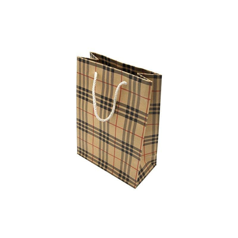 Large Size Custom Apparel Paper Bag with Handle