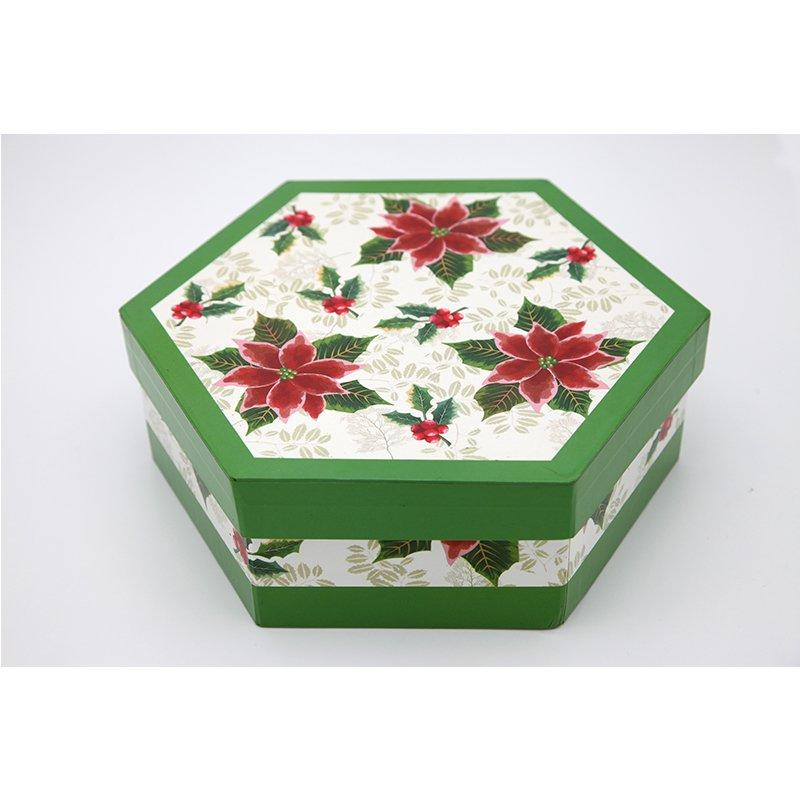 Printed Cardboard Paper Gift Box WithLid