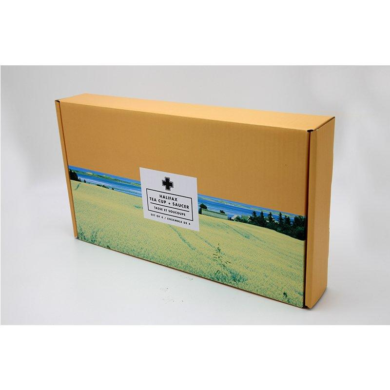 Large Corrugated Paper Gift Boxes Package Printing