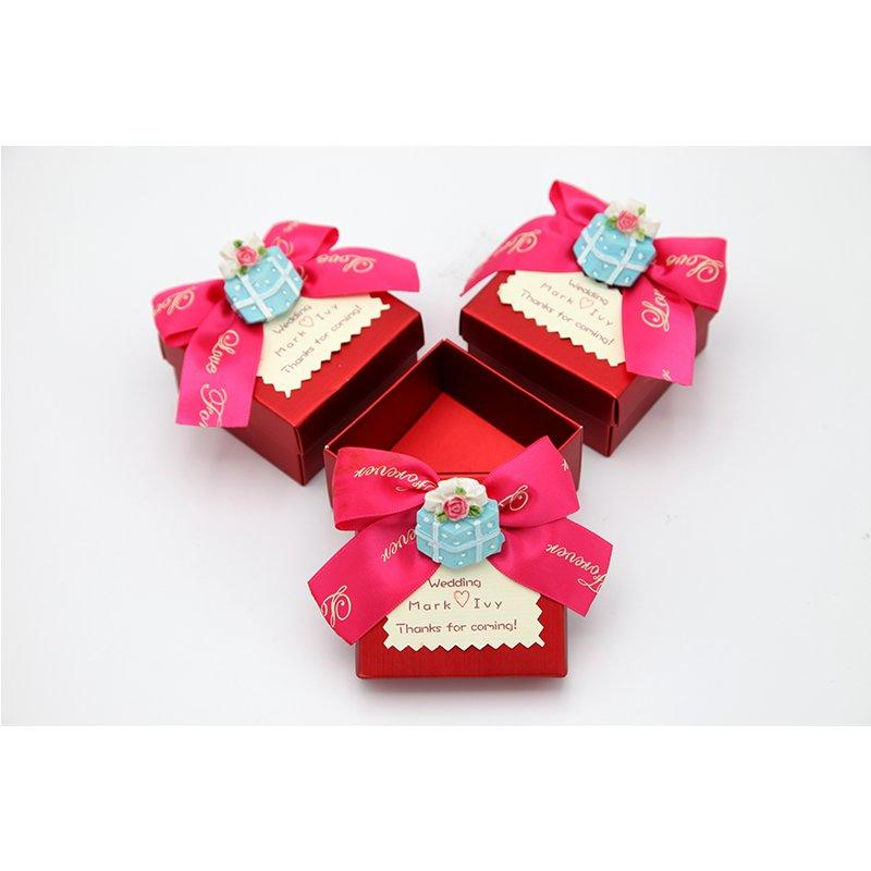 Small Fancy Gift Paper Boxes With Lids
