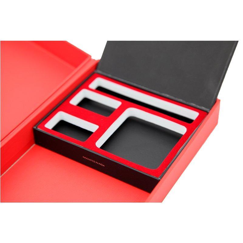 Magnetic Closure Gift Paper Packaging Box Printing