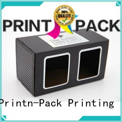 fancy paper gift box kraft printing series for pen
