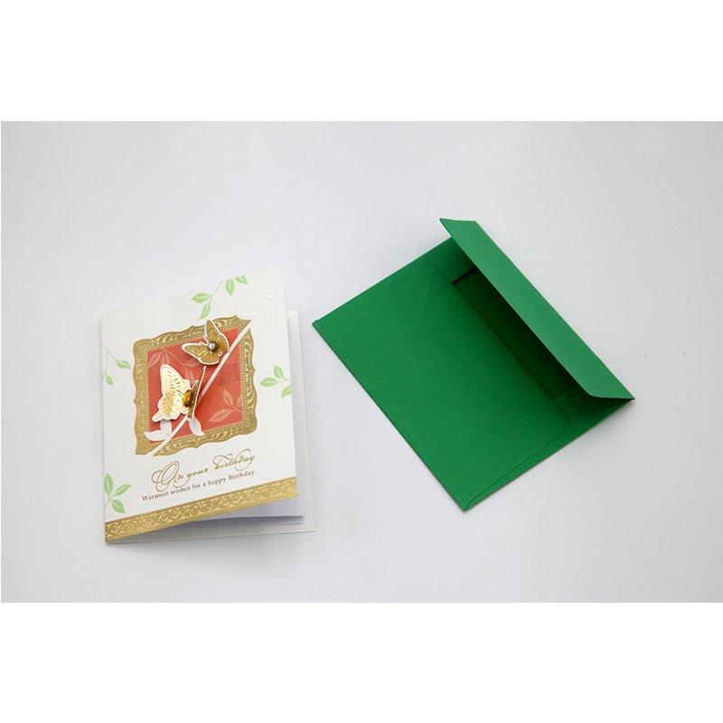 Colorful Gift Card Enclosures & Envelopes