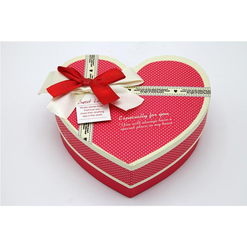 Chocolate Display Paper Box For Valentine's Day