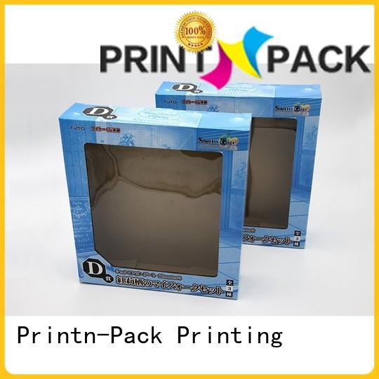 Printn-Pack corrugated paper box for toys factory for cartoon puzzles