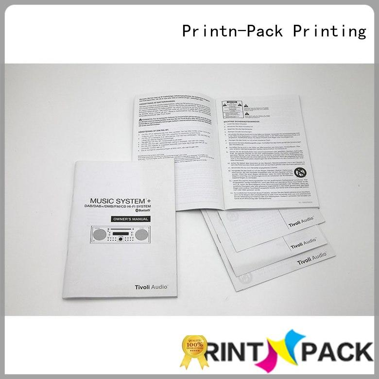 Printn-Pack high quality paper packaging company factory for book